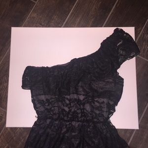 short black sparkly prom homecoming formal dress